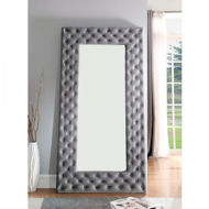 Picture of Lacey Grey Floor Mirror