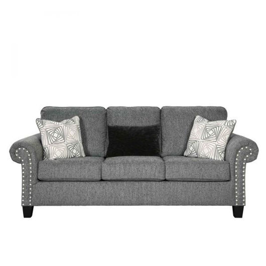 Picture of Agleno Charcoal Sofa