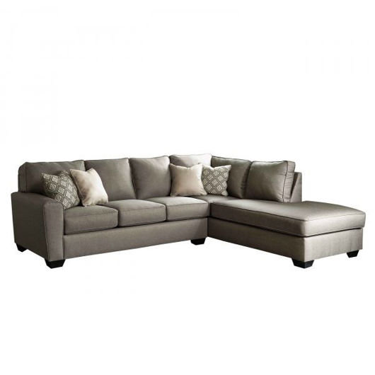 Picture of Calicho Cashmere 2 Pc RAF Sectional