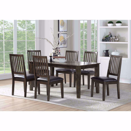 Picture of Ash Grove 7 Pc Dining Set