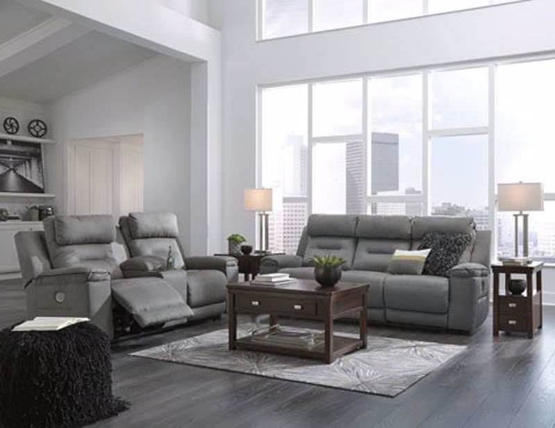 Picture for category Reclining Sofas + Loveseats