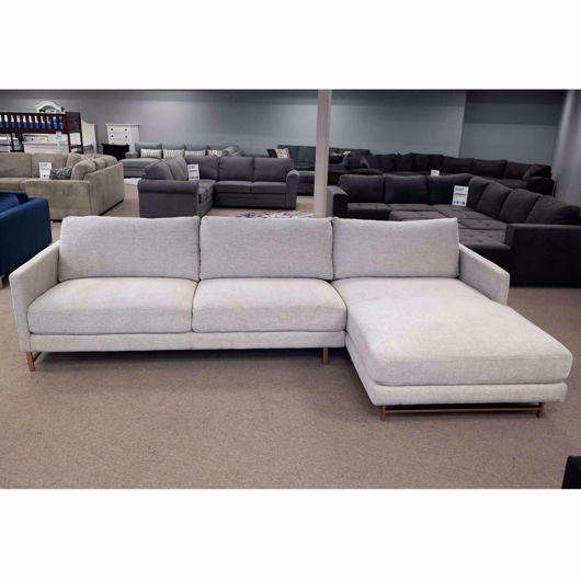 Picture of Astoria Dove 2 Pc Sectional