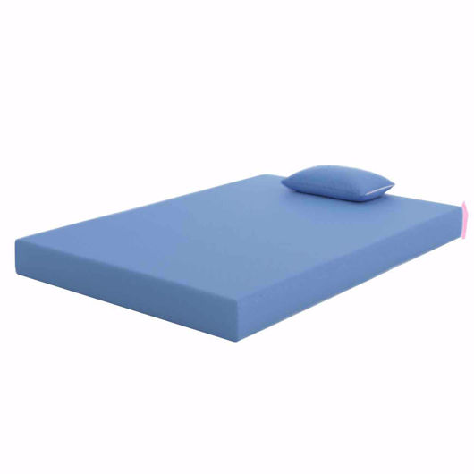 """Picture of FULL MATTRESS BLUE 7"""""""