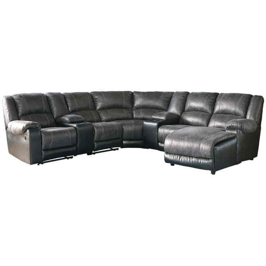 Picture of Nantahala 6PC RAF Chaise Sectional