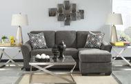 Picture of Brise Slate Sofa Chaise